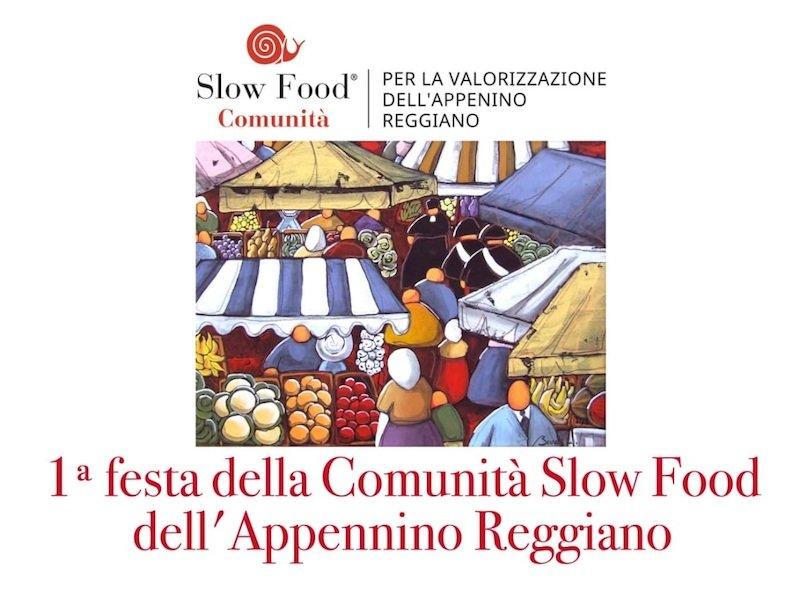 E' nata la Comunità Slow Food dell'Appennino Reggiano