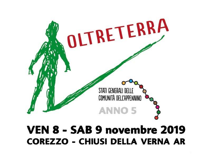 Oltreterra Anno 5 - il programma del 9 novembre 2019